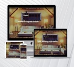 Dekorasyon Web Sitesi (Forever)