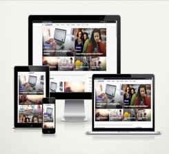 Kişisel Blog Web Sitesi (Vuzy)