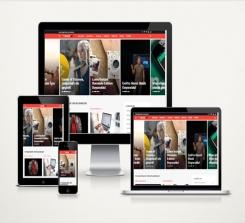 Kişisel Blog Web Sitesi (Fary)